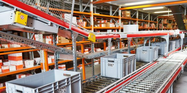 industrial automation conveyor systems