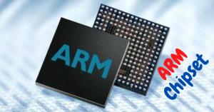 arm architecture chipset