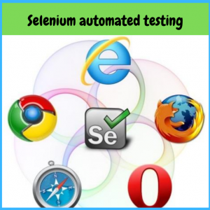 selenium technology tools