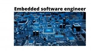 embedded software engineer