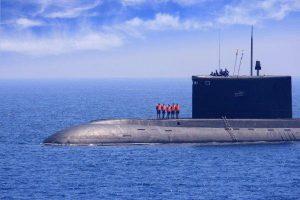 sonar device