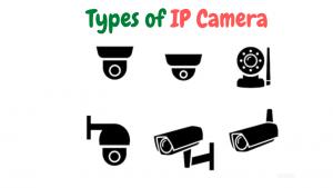 types of ip camera
